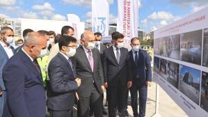 Bakan Karaismailoğlu, Kağıthane metro istasyonundaki çalışmaları inceledi