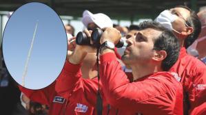 Bakan Varank Roket Yarışları'nı izledi: Selçuk Bayraktar ağabeylerinin izinden gidecekler