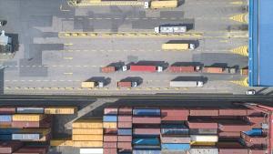 Bursa'nın 8 aylık ihracatı 10 milyar dolara yaklaştı