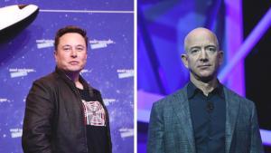 Elon Musk, 'Yaşlanmaya Karşı' Yatırım Yapan Jeff Bezos'u Ti'ye Aldı: 'İşe Yaramazsa Ölüme Dava Açacak'
