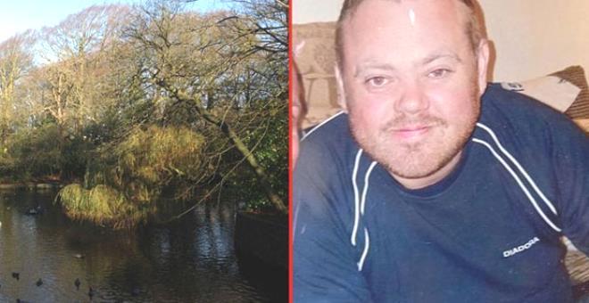 Göle düştükten sonra bacağı çizilen adam hayatını kaybetti