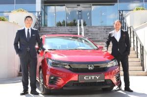 Honda City yeniden Türkiye yollarında