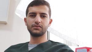 Kaybolan Filistinli tıp öğrencisi için 9 gündür umutlu bekleyiş sürüyor