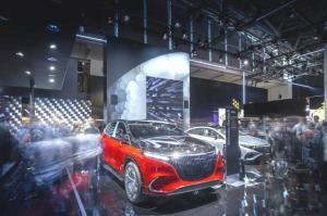 Mercedes-Benz'den IAA'da 10 dünya lansmanı!