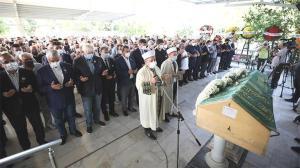 Mustafa Selim Yaşar, son yolculuğuna uğurlandı