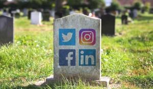 Öldükten sonra sosyal medya hesaplarımız ne olacak?