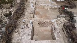 'Sbide' Antik Kenti'ndeki kazı çalışmaları devam ediyor
