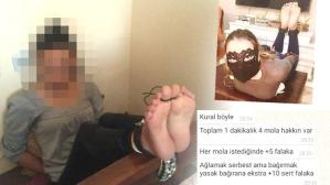 Skandal olay! Görüntüleri ortaya çıkaran kadın konuştu