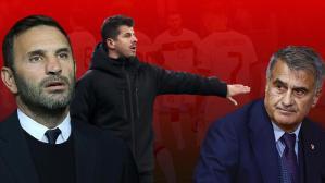 Son dakika haberi: Hollanda-Türkiye maçı sonrası Şenol Güneş'in istifası gündemde! Okan Buruk ve Emre Belözoğlu…