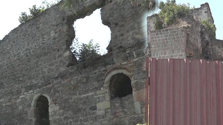 Trabzon'da arkeolojik kazıyla 4 imparatorluğun izi sürülüyor