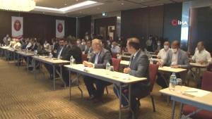 Türk Veteriner Hekimleri Birliği Oda Başkanları bir araya geldi