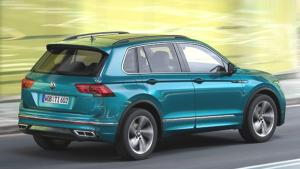 Volkswagen Tiguan Eylül 2021 güncel fiyat listesi