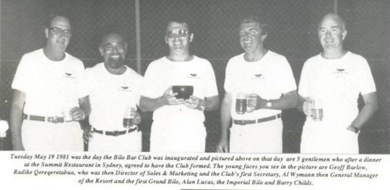 Original Bilo Bar Club