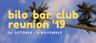 bilo bar club reunion 19 - 11 days to go!