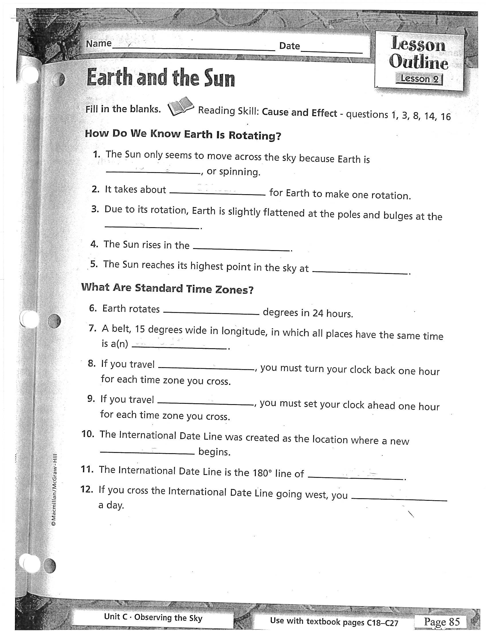 Jacobs Dawn Science Term 2