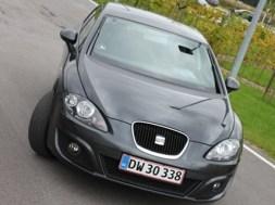 bilsektionen.dk tester SEAT Leon 1.4 TSI og kommer her med anmeldelsen