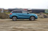 Suzuki Vitara 1.6 Exclusive - Test - Bilsektionen.dk