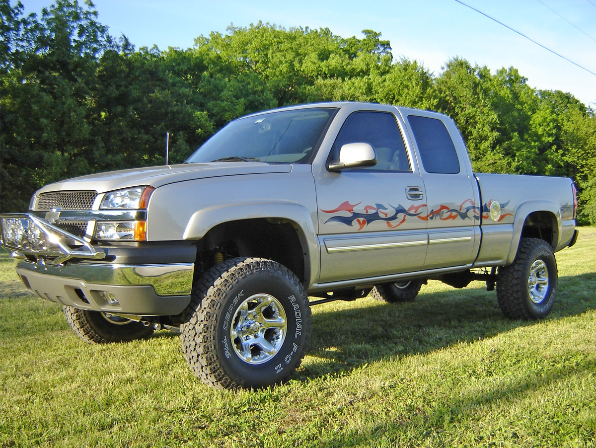 hight resolution of superlift 6 lift kit for 1999 2006 chevy gmc 1500 pickup 4wd knuckle style kit