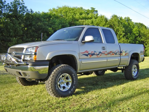 small resolution of superlift 6 lift kit for 1999 2006 chevy gmc 1500 pickup 4wd knuckle style kit