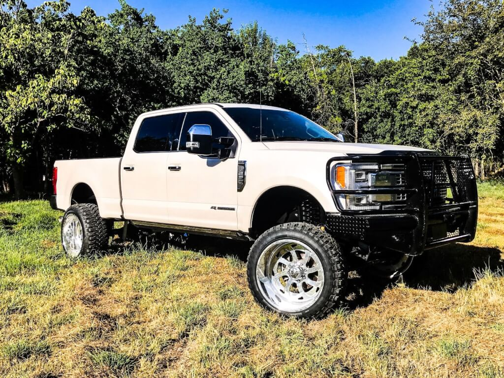 hight resolution of superlift 6 lift kit for 2017 2018 ford f 350 super duty 4wd with superide shocks