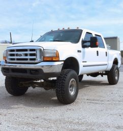 superlift 8 lift kit for 2000 2004 ford f 250 and f 350 super duty 4wd  [ 1024 x 1024 Pixel ]