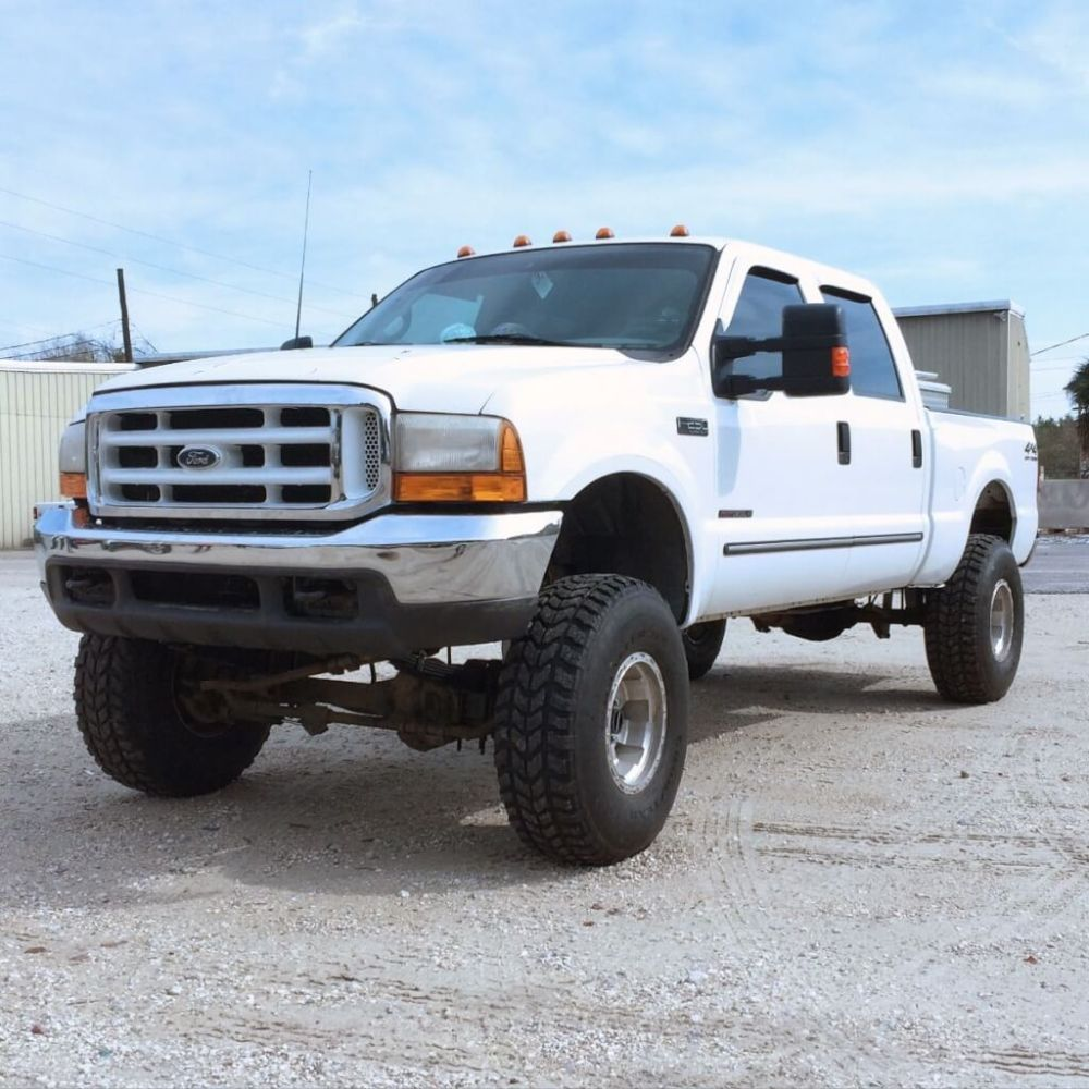 medium resolution of superlift 8 lift kit for 2000 2004 ford f 250 and f 350 super duty 4wd