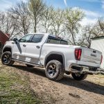 Zone Offroad 1 75 Leveling Kit For 2019 2021 Gmc Sierra 1500 At4