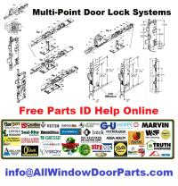 Sliding Patio Door Lock Sets Mortise Locks Replacement ...