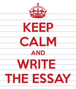 revised act essay
