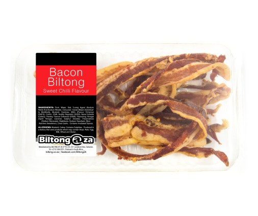 Sweet Chilli Bacon Biltong
