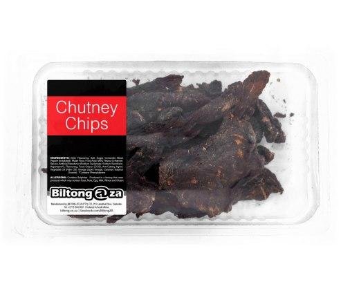Chutney Chips