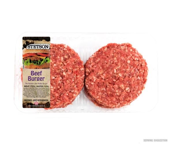 Stetson Burger