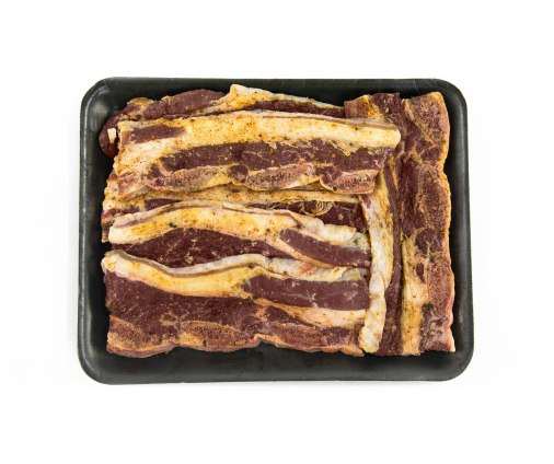 beef short rib - a class (spiced)