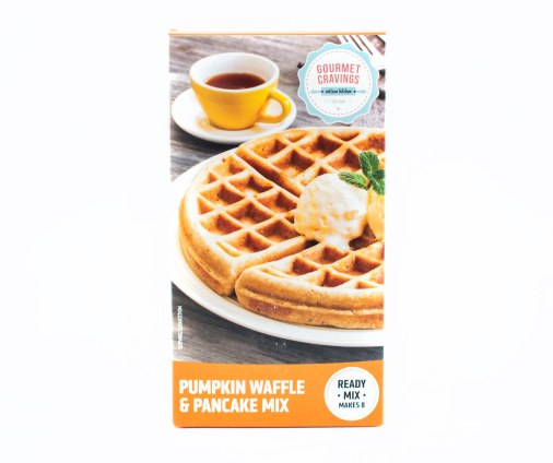 Pumpkin Waffles and Pancake Mix – 400g