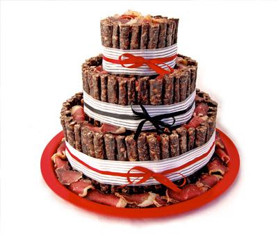 Biltong Cakes & Hampers