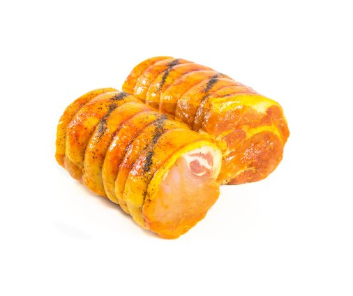 Pork Loin Roll - Honey & Black Pepper