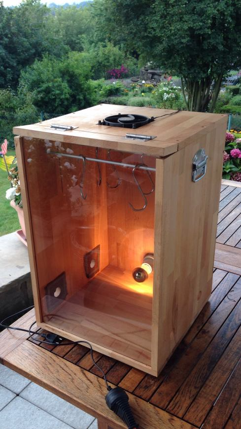 Diy Drying Cabinet ~ How to make a biltong box or buy