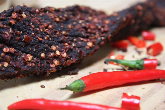 Biltong sweet chili sticks