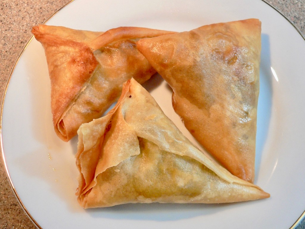South African Indian Samosa