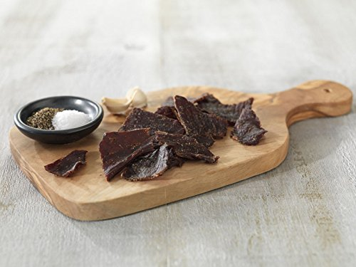 Laura's beef jerky grass fed non gmo healthy