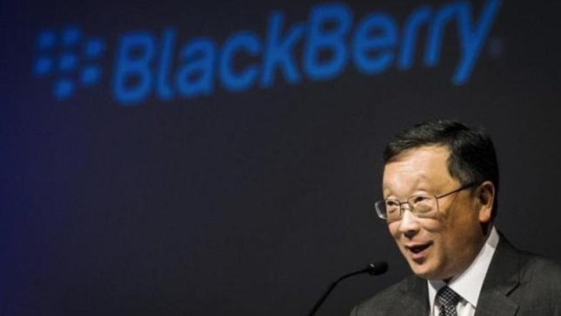 John Chen Blackberry