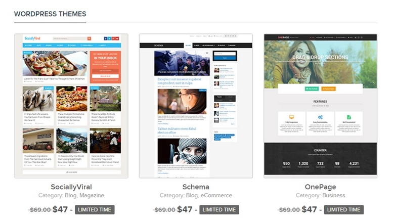 Wordpress MyThemeShop