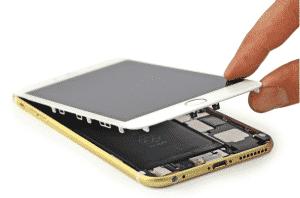 apple telefon ekran değişimi