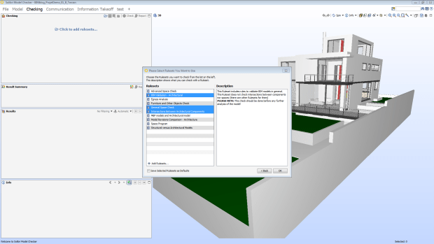 BIM Manager | Checking roles