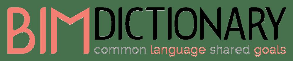 BIM Dictionary Logo