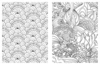 Coloring Books Anti Stress   Coloring Pages