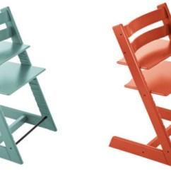 Stokke High Chair Spring Rocking Tripp Trapp, La Sedia Di Che Si Adatta Alla Crescita Del Bambino | Bimbochic