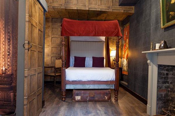 Family hotel le pi originali camere a tema nel mondo