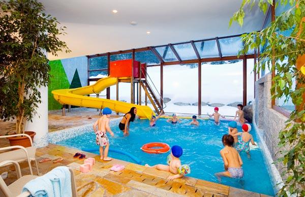 Carlo Magno Hotel Spa  Resort  Family hotel e resort per