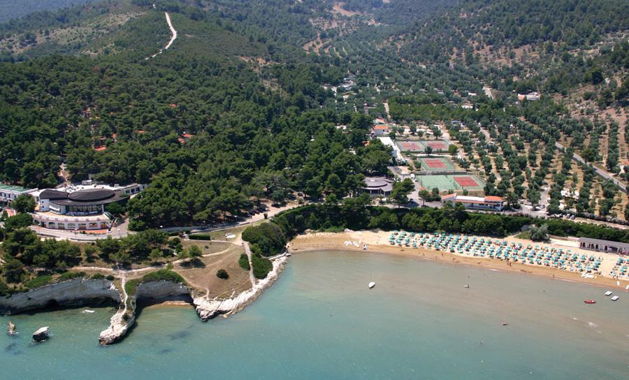 Gattarella Resort  Villaggio e resort per bambini vicino